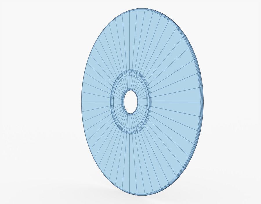 CD 디스크 royalty-free 3d model - Preview no. 38