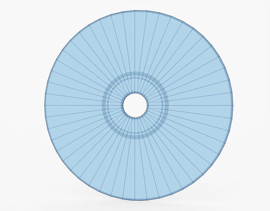 CD 디스크 royalty-free 3d model - Preview no. 26
