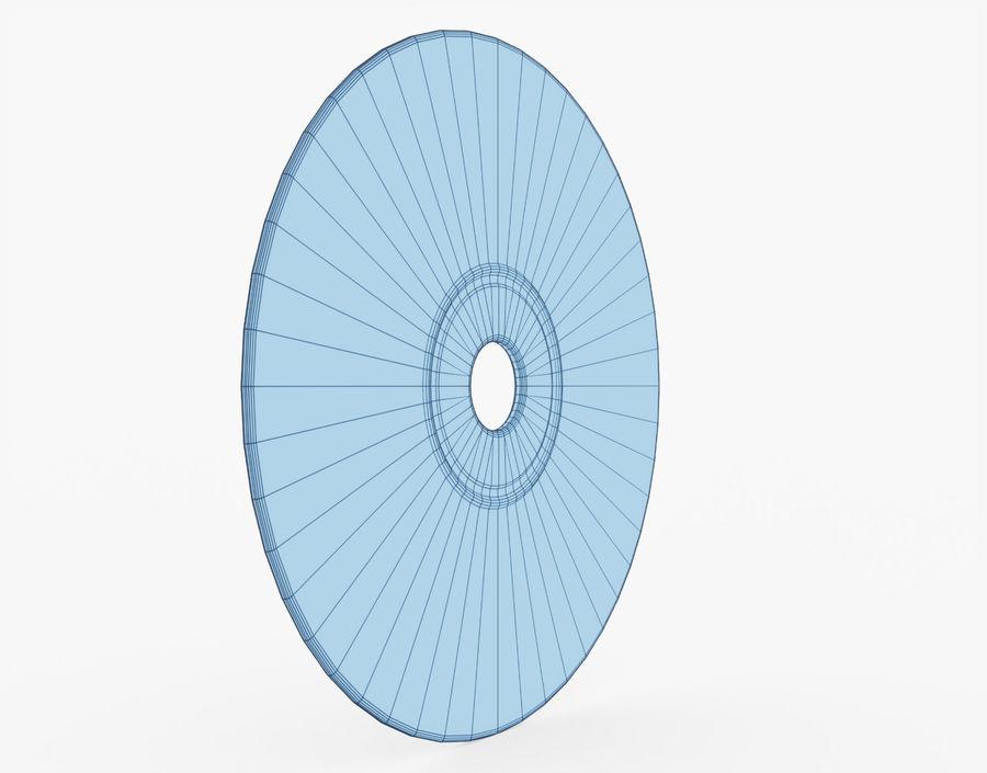 CD 디스크 royalty-free 3d model - Preview no. 42