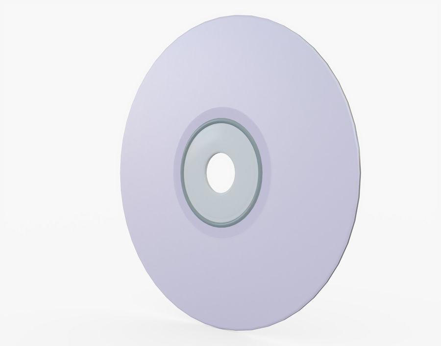 CD 디스크 royalty-free 3d model - Preview no. 14