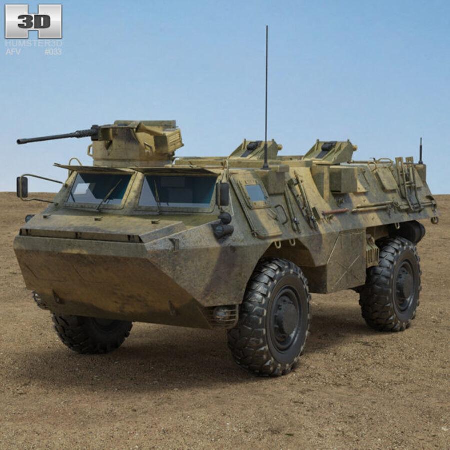 VAB APC royalty-free 3d model - Preview no. 1