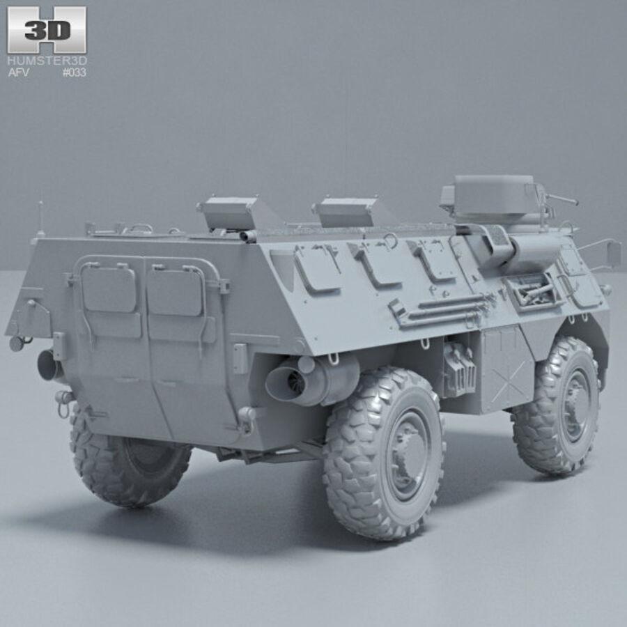 VAB APC royalty-free 3d model - Preview no. 13