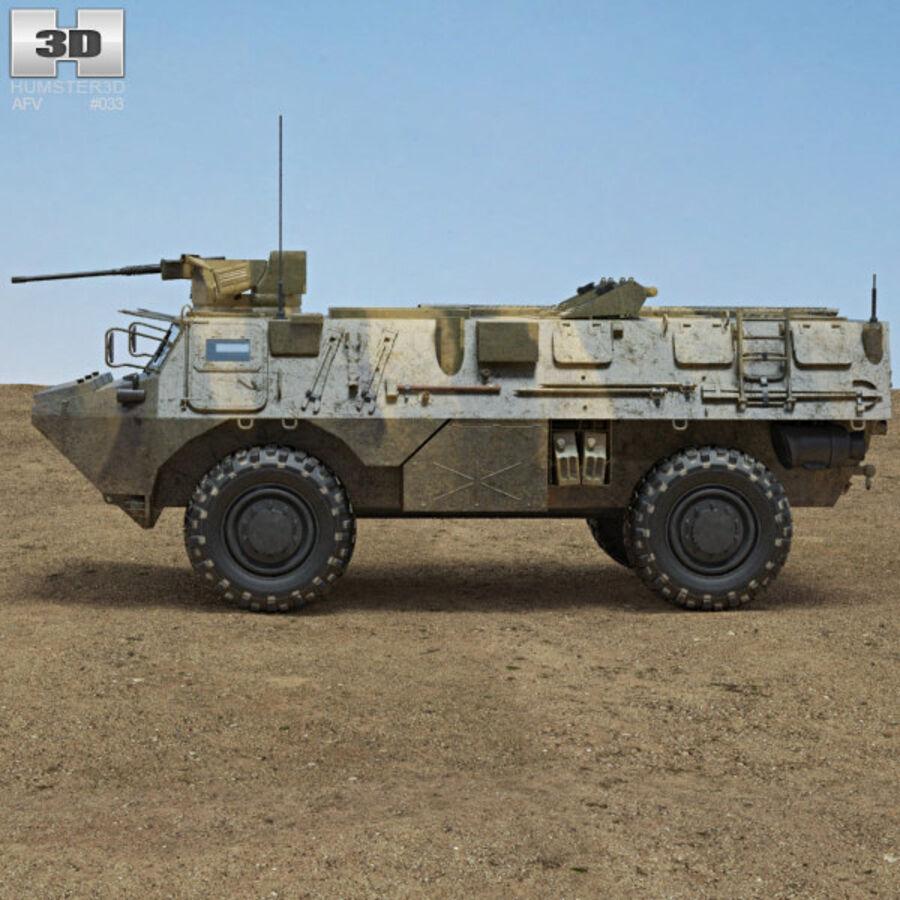 VAB APC royalty-free 3d model - Preview no. 5