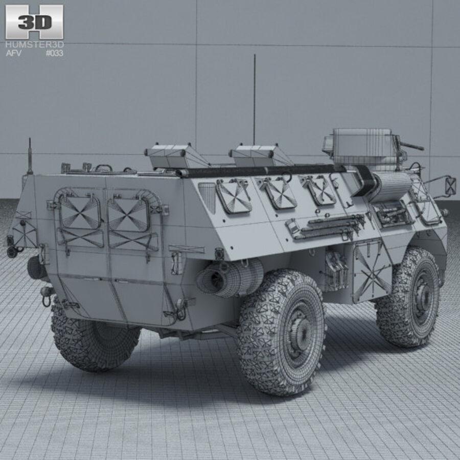 VAB APC royalty-free 3d model - Preview no. 4