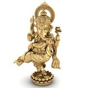 Lord Ganesha Modello 3D 3d model