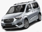 Opel Combo Leben 3d model
