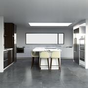 现代厨房 3d model