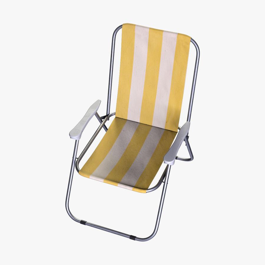 Кресло для отдыха royalty-free 3d model - Preview no. 5
