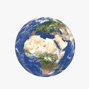earth 3d model