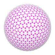 Abstract Ball 3d model