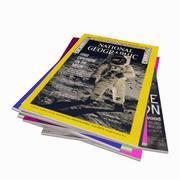magazines 3d model