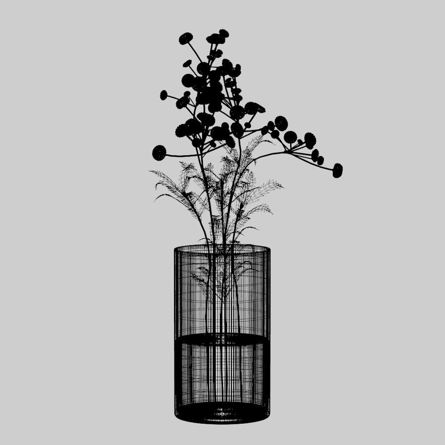 식물 royalty-free 3d model - Preview no. 5