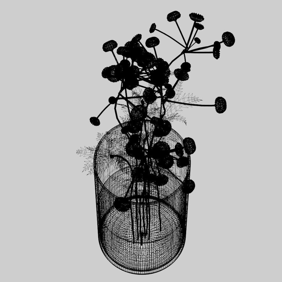 식물 royalty-free 3d model - Preview no. 6