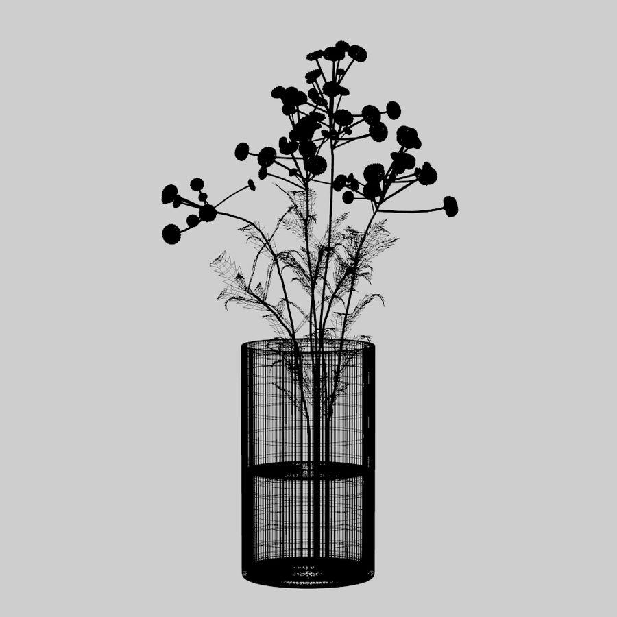 식물 royalty-free 3d model - Preview no. 4