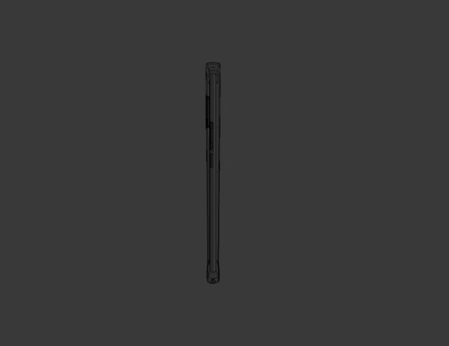 samsung galaxy S9 mobile royalty-free 3d model - Preview no. 4