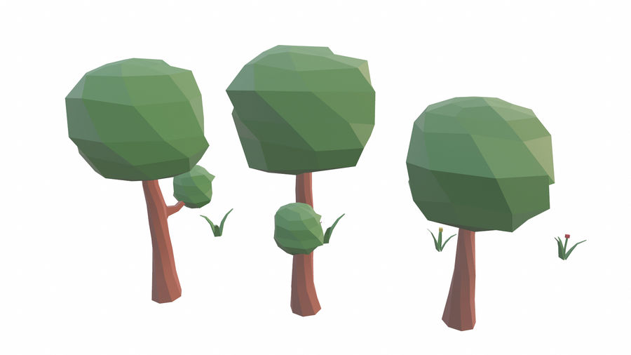 Forest Pack royalty-free 3d model - Preview no. 5