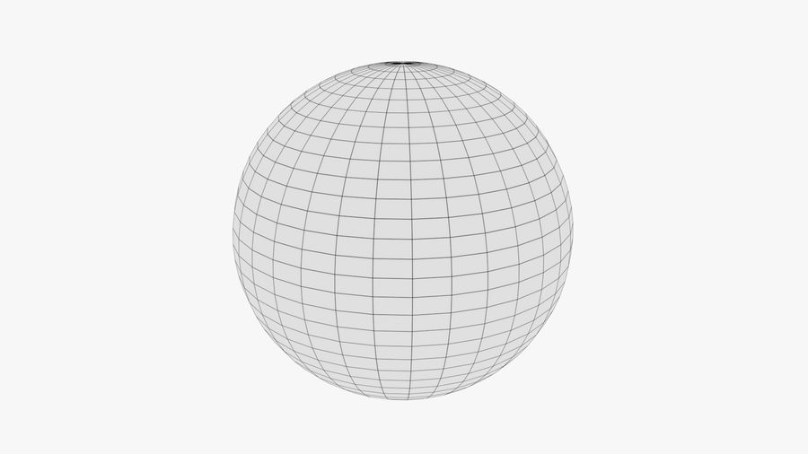 Mercury royalty-free 3d model - Preview no. 9