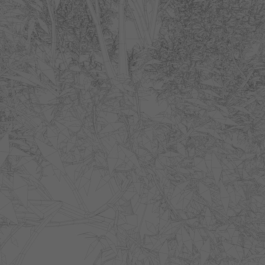 Árbol de hoja caduca royalty-free modelo 3d - Preview no. 4