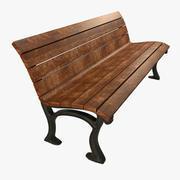 板凳 3d model