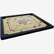 Carom Board 3d model