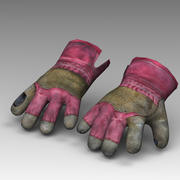 Glove is Construction 3d model