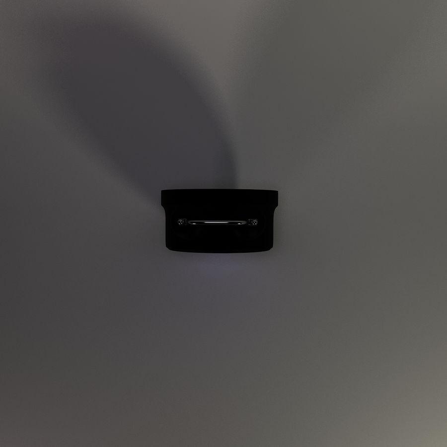 Masa saati royalty-free 3d model - Preview no. 2
