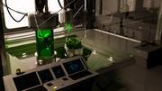 Scifi Labor Interieur 3d model