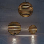 Design Kartong lampskärm 3d model