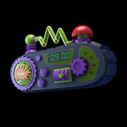 Nick Alarm Clock 1995 3d model