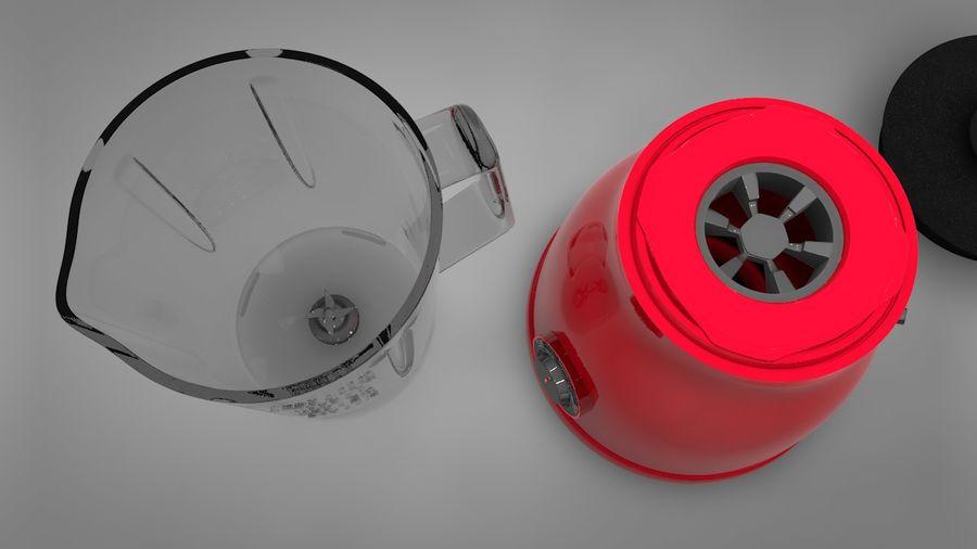 믹서기 L004 royalty-free 3d model - Preview no. 5