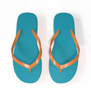 Flip-flops 3D model 3d model