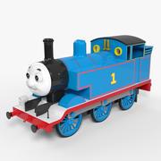 火车托马斯 3d model