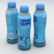 Beverage Bottle Tranquini Mixed Berries 500ml 2018 3d model