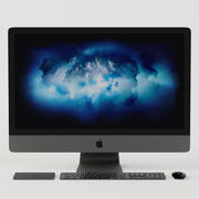 IMac Pro 3d model