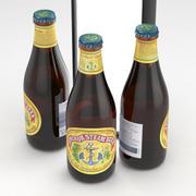 Beer Bottle Anchor Steam 355ml 3d model