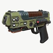 Blaster 3d model