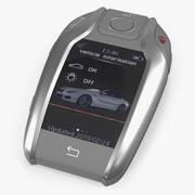 Car Smart Key Generic 3d model