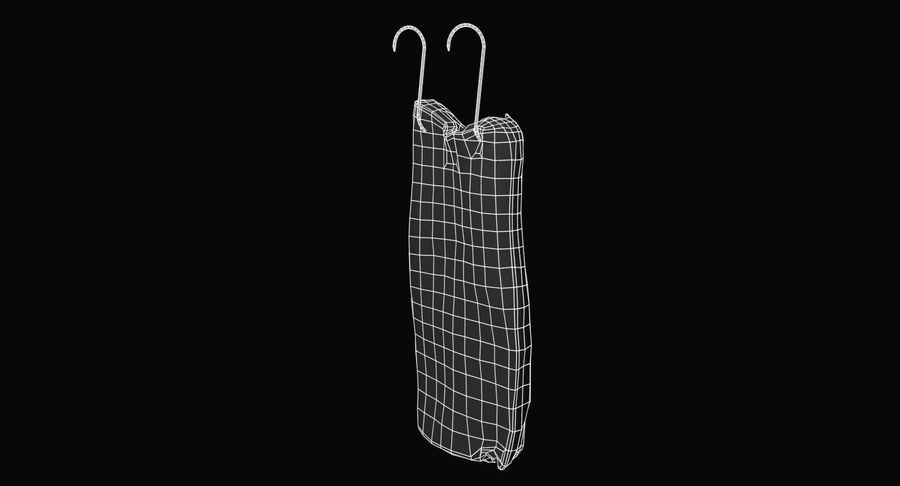 Smoked Bacon royalty-free 3d model - Preview no. 10