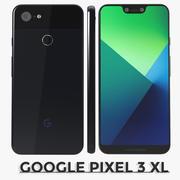 Google Pixel 3 XL modelo 3d