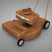 LAWN MOWER L022 3d model