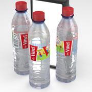 Vittel Water Bottle 500ml 3d model