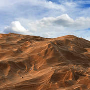 Realistic Sand Ground Surface 3d model