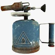 Petrol Blow Torch 3d model
