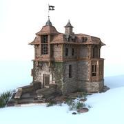 home(1) 3d model