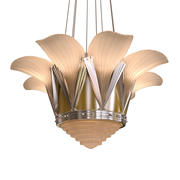 枝形吊灯 3d model