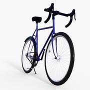 p0020 - bicicleta modelo 3d