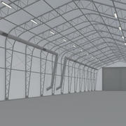 Warehouse 24 3d model
