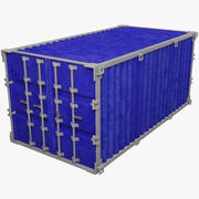 Cargo Container V3 3d model