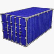 Contenitore di carico V3 3d model