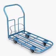 Hand Cart 3d model